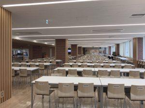 杏林大学食堂